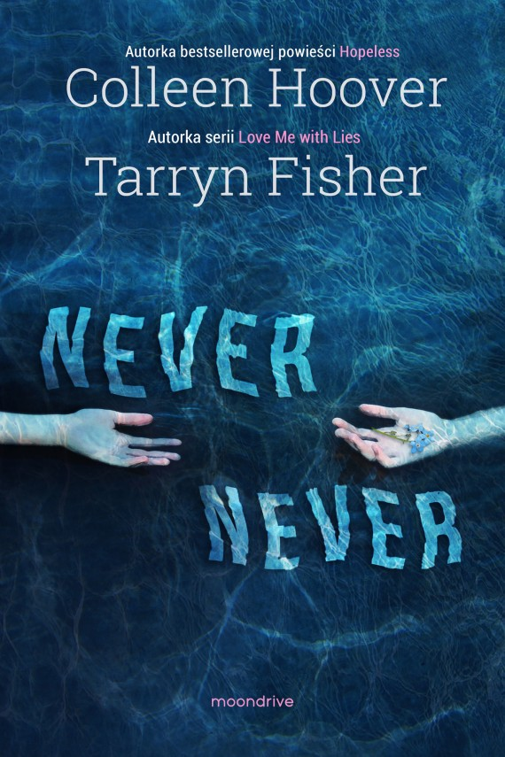 okładka Never Neverebook | EPUB, MOBI | Colleen Hoover, Tarryn Fisher