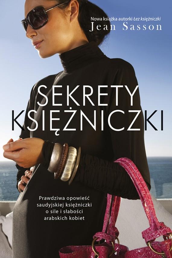 okładka Sekrety księżniczki. Ebook   EPUB, MOBI   Jean Sasson