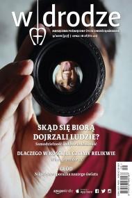 okładka miesięcznik W drodze nr 9/2016. Ebook | EPUB,MOBI | autor zbiorowy