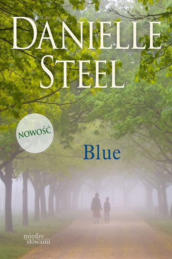 okładka Blue. Ebook | EPUB, MOBI | Danielle Steel