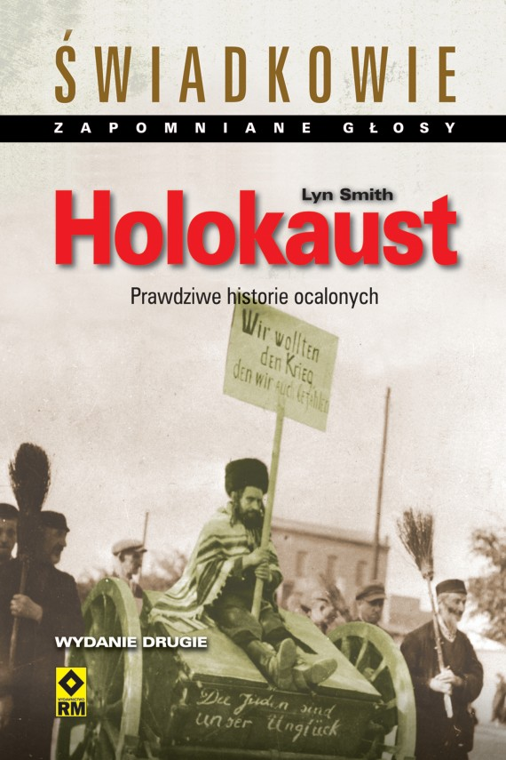 okładka Holokaust. Ebook   EPUB, MOBI   Lyn Smith