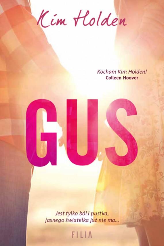 okładka Gus. Ebook | EPUB, MOBI | Kim Holden