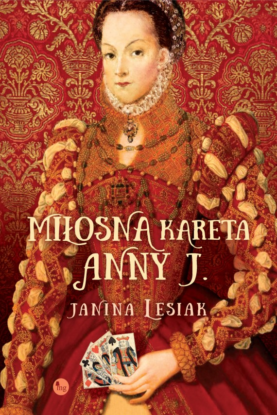 okładka Miłosna kareta Anny J.ebook | EPUB, MOBI | Janina Lesiak