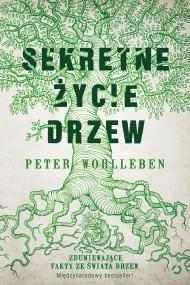 okładka Sekretne życie drzew. Ebook | papier | Peter Wohlleben