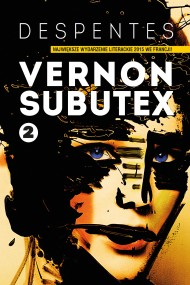 okładka Vernon Subutex. Tom 2. Ebook | EPUB,MOBI | Virginie Despentes