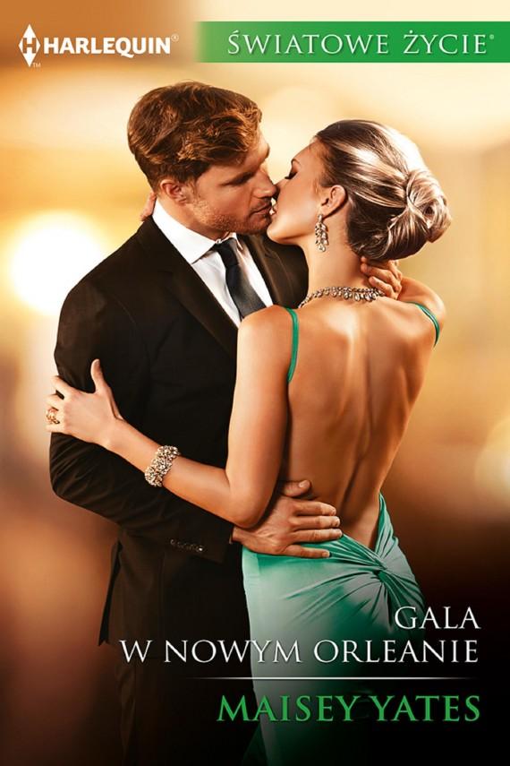 okładka Gala w Nowym Orleanie. Ebook | EPUB, MOBI | Maisey Yates