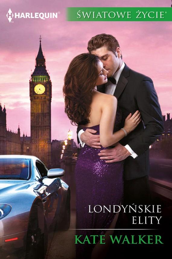 okładka Londyńskie elity. Ebook | EPUB, MOBI | Kate Walker