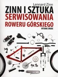 okładka Zinn i sztuka serwisowania roweru górskiego. Ebook | papier | Lennard  Zinn
