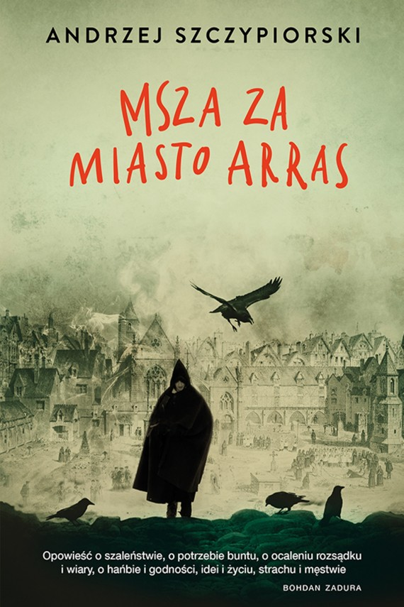 okładka Msza za miasto Arrasebook | EPUB, MOBI | Andrzej Szczypiorski