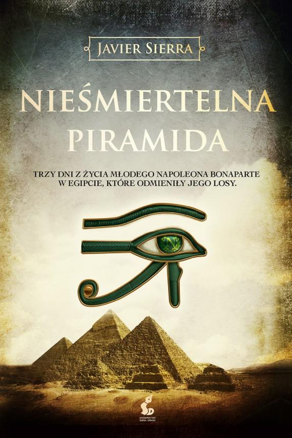 okładka Nieśmiertelna piramidaebook | EPUB, MOBI | Javier Sierra, Jerzy Wołk-Łaniewski