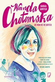 okładka Wanda Chotomska., Ebook | Barbara  Gawryluk, Magdalena  Tytuła