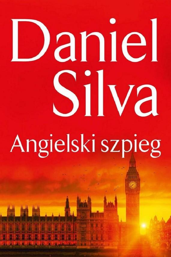 okładka Angielski szpiegebook | EPUB, MOBI | Daniel Silva