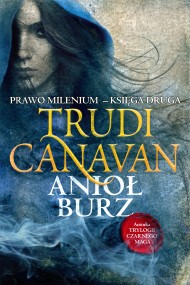okładka Anioł burz. Ebook | EPUB,MOBI | Trudi  Canavan, Izabella Mazurek
