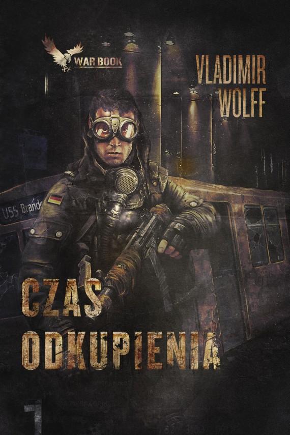 okładka Czas odkupieniaebook | EPUB, MOBI | Vladimir Wolff