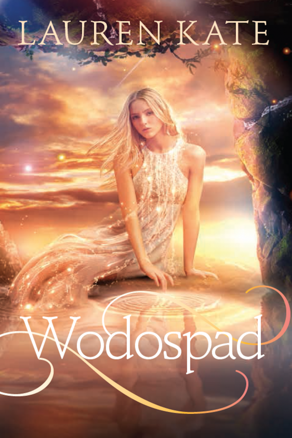 okładka Wodospad. Ebook | EPUB, MOBI | Anna Studniarek, Lauren  Kate