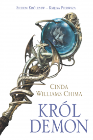 okładka Król Demon, Ebook | Dorota Dziewońska, Cinda Williams Chima