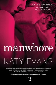 okładka Manwhore. Ebook | EPUB,MOBI | Katy Evans