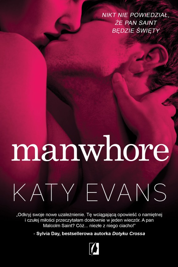 okładka Manwhore. Ebook | EPUB, MOBI | Katy Evans