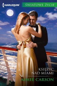 okładka Księżyc nad Miami. Ebook   EPUB,MOBI   Aimee Carson