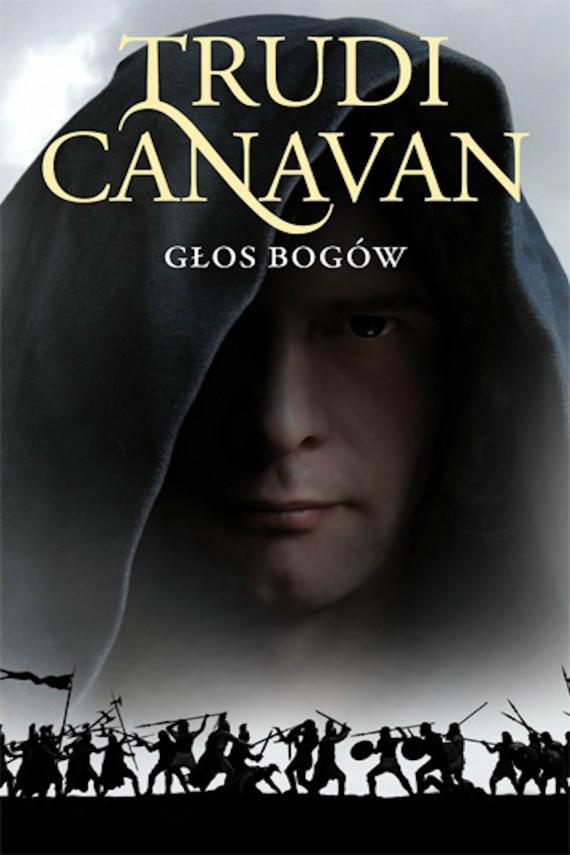 okładka Głos bogówebook | EPUB, MOBI | Piotr W. Cholewa, Trudi  Canavan