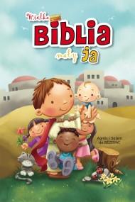 okładka Wielka Biblia, mały ja. Ebook   EPUB,MOBI   Agnès  de Bèzenac, Salem de Bèzenac