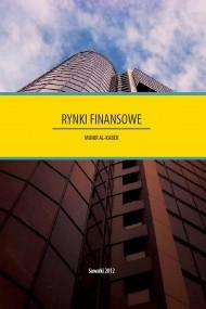 okładka Rynki finansowe, Ebook | Munir  Al-Kaber