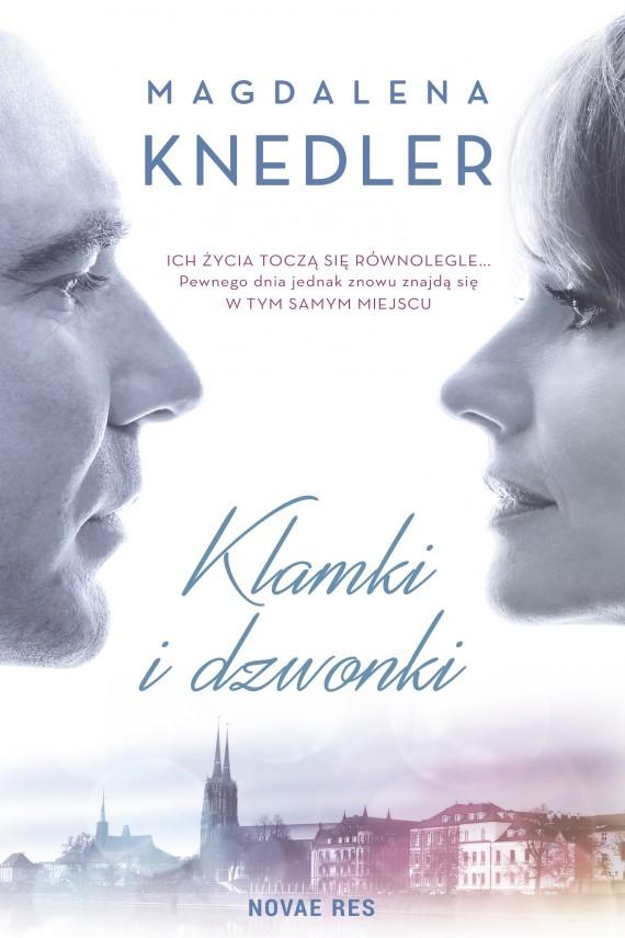 okładka Klamki i dzwonki. Ebook | EPUB, MOBI | Magdalena  Knedler