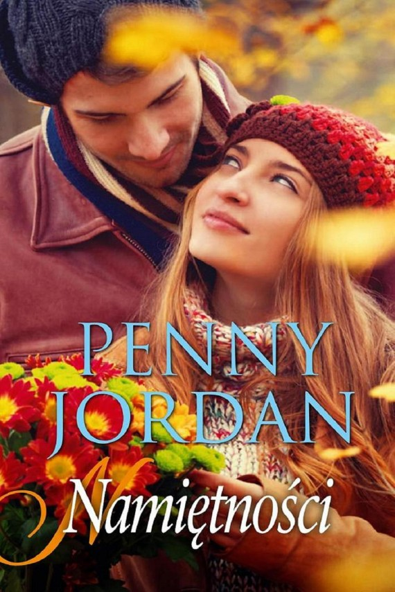 okładka Namiętnościebook | EPUB, MOBI | Penny Jordan