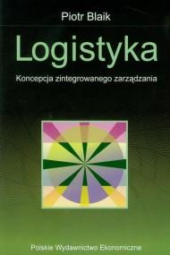 okładka Logistyka. Koncepcja zintegrowanego zarządzania. Ebook | PDF | Piotr  Blaik