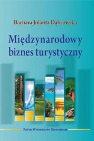 okładka Międzynarodowy biznes turystyczny. Ebook   PDF   Barbara  Dąbrowska