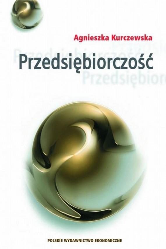 okładka Przedsiębiorczość. Ebook   PDF   Agnieszka  Kurczewska