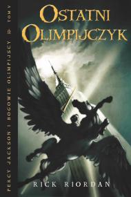 okładka Ostatni olimpijczyk, Ebook | Rick Riordan, Agnieszka Fulińska