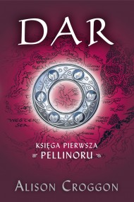 okładka Dar. Ebook | EPUB,MOBI | Paulina Braiter, Alison Croggon