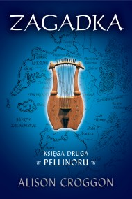 okładka Zagadka. Ebook | EPUB,MOBI | Paulina Braiter, Alison Croggon