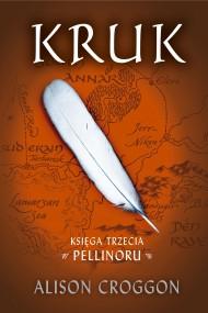 okładka Kruk. Ebook | EPUB,MOBI | Paulina Braiter, Alison Croggon
