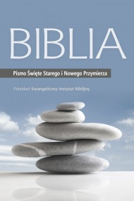 okładka Biblia. Pismo Święte Starego i Nowego Przymierza. Ebook | EPUB,MOBI | Ewangeliczny Instytut  Biblijny