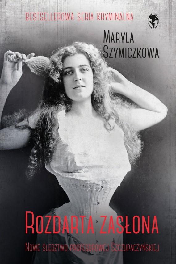 okładka Rozdarta zasłonaebook | EPUB, MOBI | Jacek Dehnel, Piotr Tarczyński, Maryla Szymiczkowa