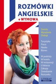 okładka Rozmówki angielske + wymowa, Ebook | Jerome Prescott  Knight