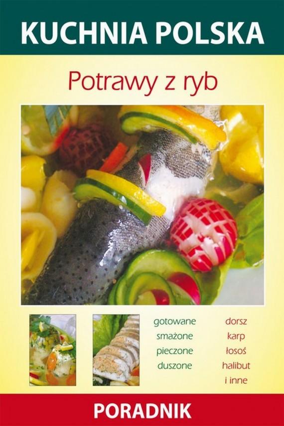 okładka Potrawy z ryb. Ebook   PDF   Karol  Skwira, Marzena  Strzelczyńska