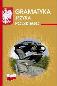 okładka Gramatyka języka polskiego. Ebook | PDF | Maria  Mameła, Justyna  Rudomina