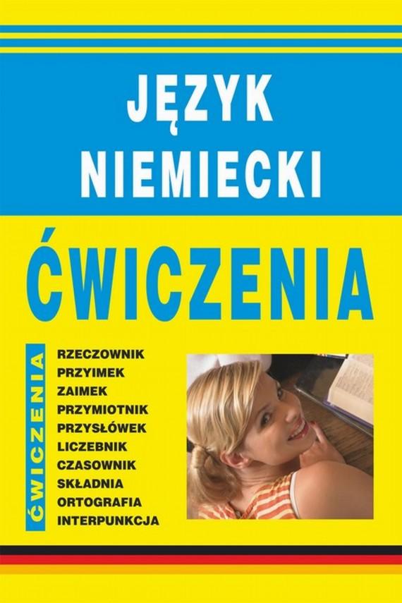 okładka Język niemiecki. Ćwiczenia. Ebook | PDF | Monika  von Basse
