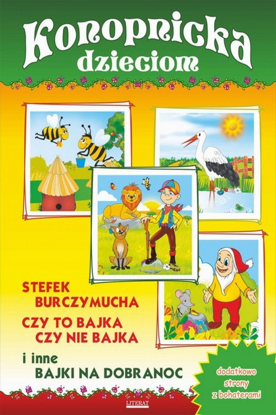 okładka Konopnicka dzieciom. Ebook | PDF | Maria Konopnicka