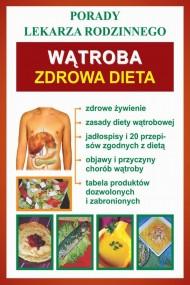 okładka Wątroba. Zdrowa dieta. Ebook | PDF | Praca zbiorowa