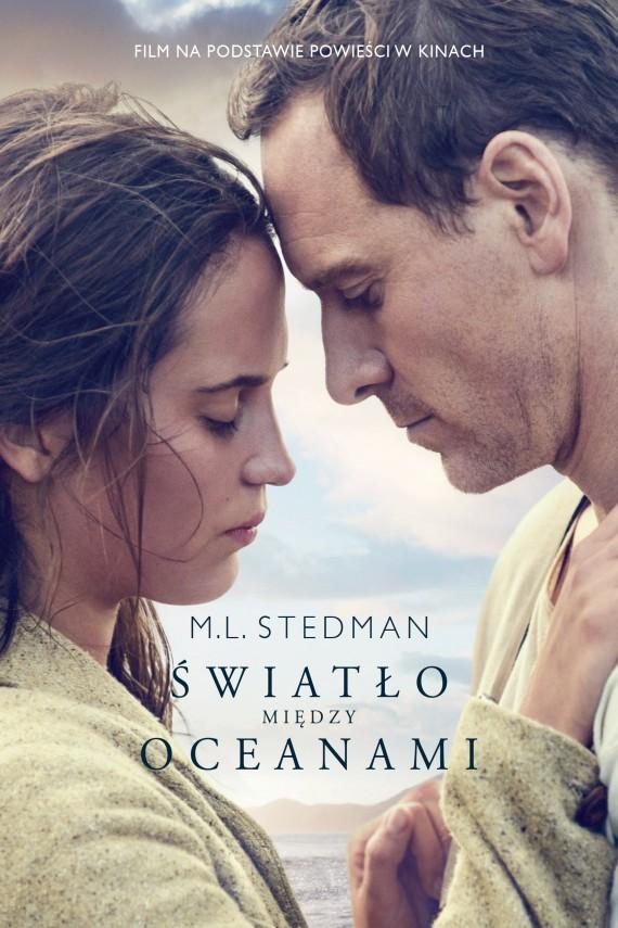 okładka Światło między oceanami. Ebook | EPUB, MOBI | M.L. Stedman, Anna Dobrzańska