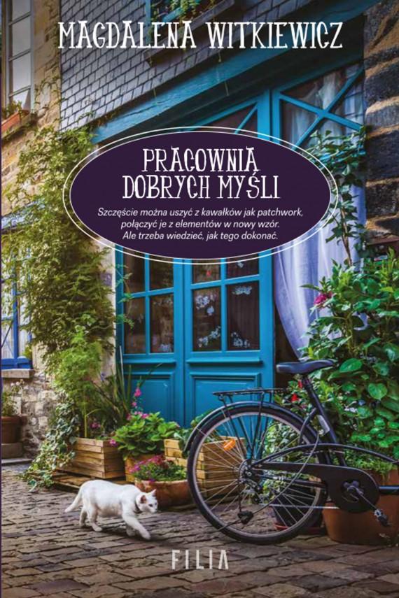 okładka Pracownia dobrych myśli. Ebook | EPUB, MOBI | Magdalena Witkiewicz