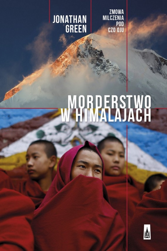 okładka Morderstwo w Himalajachebook | EPUB, MOBI | Jonathan Green