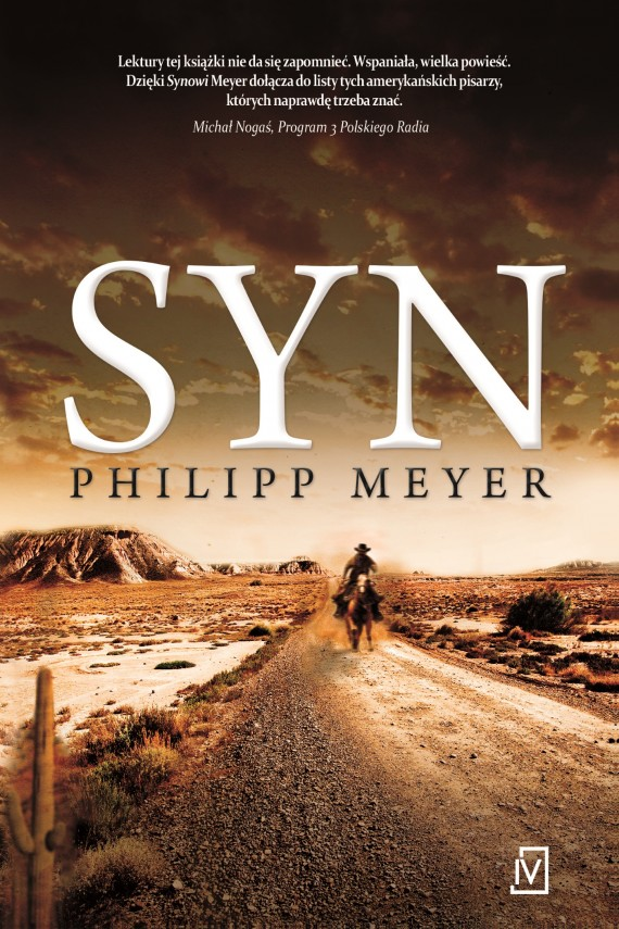 okładka Syn. Ebook | EPUB, MOBI | Philipp Meyer