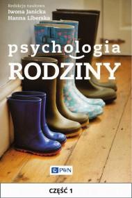 okładka Psychologia rodziny. Część I, Ebook | Praca zbiorowa