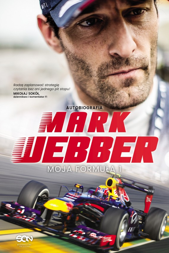 okładka Mark Webber. Moja Formuła 1ebook | EPUB, MOBI | Mark Webber