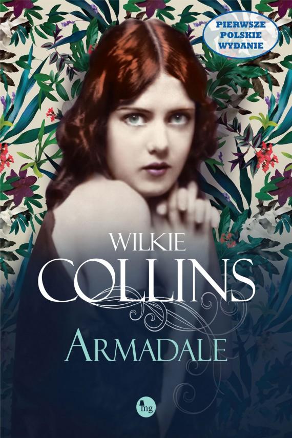 okładka Armadale. Ebook | EPUB, MOBI | Wilkie Collins, Joanna Wadas